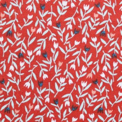 Felicity Fabrics Hemma in Turquoise 610047