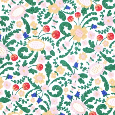 Felicity Fabrics Hemma in Emerald 610041