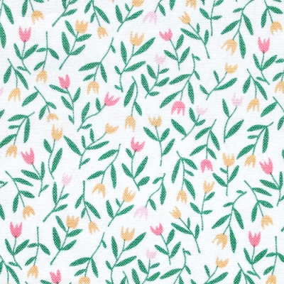 Felicity Fabrics Hemma in Emerald 610042