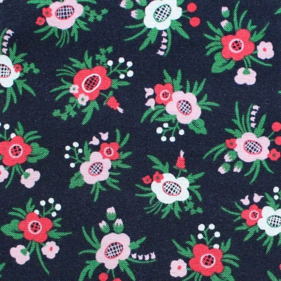 Felicity Fabrics Hemma in Emerald 610043