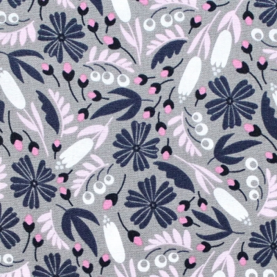 Felicity Fabrics Alpine Meadow in Bluebell 610031