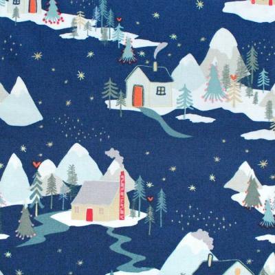 Art Gallery Fabrics Cozy & Joyful Winter Wonderland