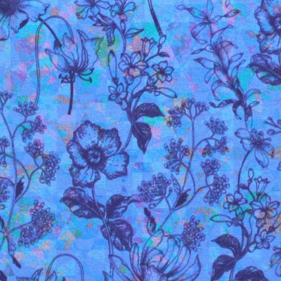 Robert Kaufman Topia WELD-19528-235 Hyacinth