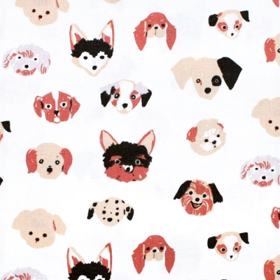 Birch Fabrics Dog Park JR-22 Doggie Dots