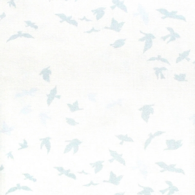 【METERS / 1m単位】Art Gallery Fabrics Serenity Fusion Aves Chatter Serenity