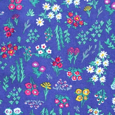 Art Gallery Fabrics Aquarelle Floral Pigments Wet