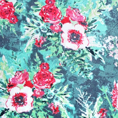 Art Gallery Fabrics Aquarelle Impressionist Wash Fresh