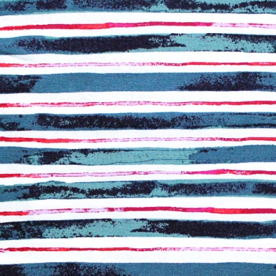 Art Gallery Fabrics Aquarelle Gestural Lines