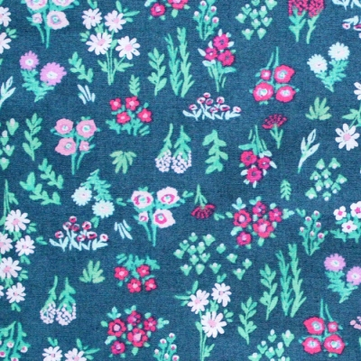Art Gallery Fabrics Aquarelle Floral Pigments Dry