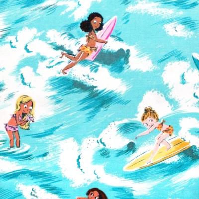 Windham Fabrics Malibu 52145-1 Sayulita Ocean