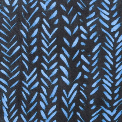 Windham Fabrics The Blue One 52044-6 Wheat Forget Me Not