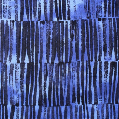 Windham Fabrics The Blue One 52046-9 Artists Proof Cobalty Blue