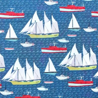 Moda Fabrics Lakeside Story 13352-12 Sailcloth