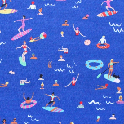 Dashwood Studio Lazy Days 1751 Sea Bathing