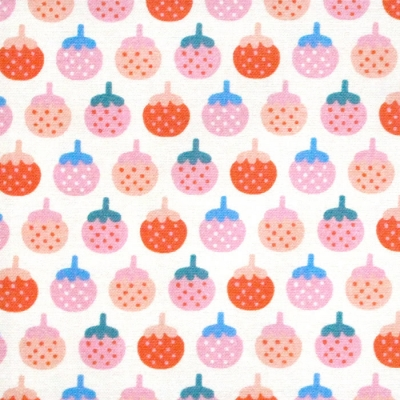 <img class='new_mark_img1' src='https://img.shop-pro.jp/img/new/icons58.gif' style='border:none;display:inline;margin:0px;padding:0px;width:auto;' />Paintbrush Studio Fabrics Animal Alphabet 120-21828 Strawberry