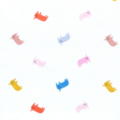 Paintbrush Studio Fabrics Animal Alphabet 120-21830 Unicorns