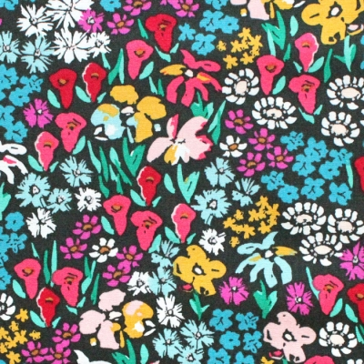 Art Gallery Fabrics The Flower Society Bloomkind Meadow