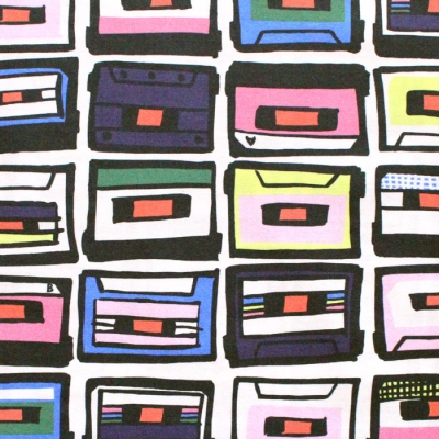 Paintbrush Studio Fabrics Rebel Girl 120-21850 Demo Tape