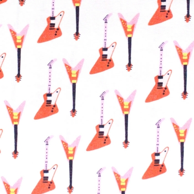 Paintbrush Studio Fabrics Rebel Girl 120-21857 Melody Maker