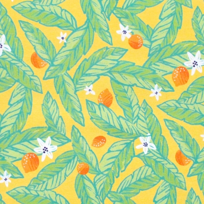 Paintbrush Studio Fabrics Citrus House 120-21877 Palm Grove