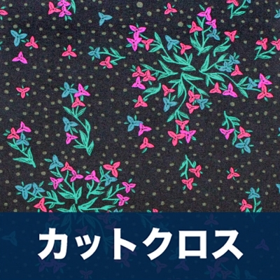 カットクロス Art Gallery Fabrics The Flower Society Wild at Heart