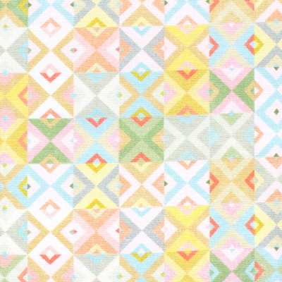 Dashwood Studio Hedgerow 1842 Geometric Multi