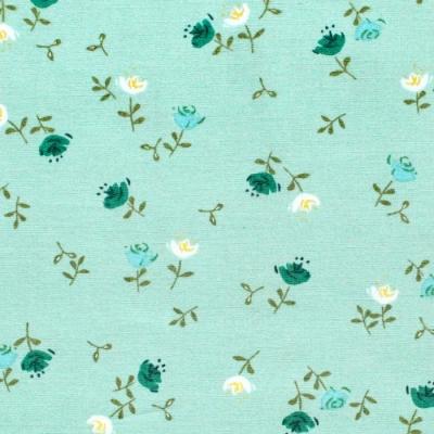 Art Gallery Fabrics Velvet Olivia Celeste