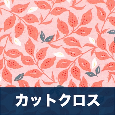 カットクロス Art Gallery Fabrics Velvet Woodcut Sunset