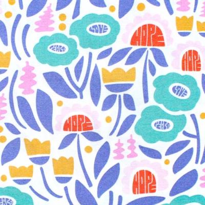 Cloud9 Fabrics Universal Love 227016 Plant Wisdom
