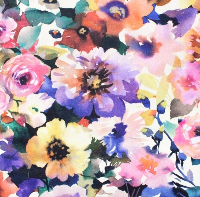 <img class='new_mark_img1' src='https://img.shop-pro.jp/img/new/icons12.gif' style='border:none;display:inline;margin:0px;padding:0px;width:auto;' />Michael Miller Fabrics Floral Fancy DCX9692-MULT Beauty in Nature