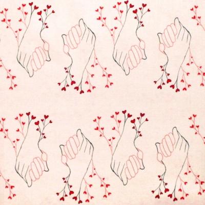 Art Gallery Fabrics Open Heart Better Together