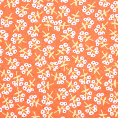 Art Gallery Fabrics Open Heart Sweet Floret Peach