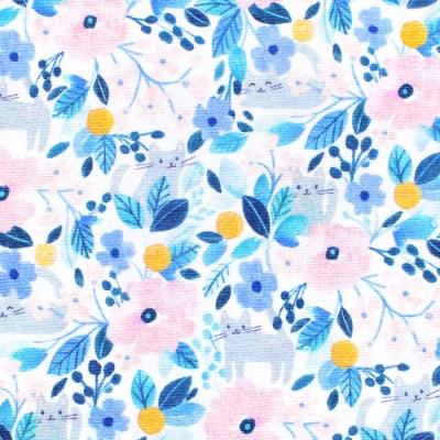 Dear Stella Summer Lovin DCJ1742 Kitty Floral
