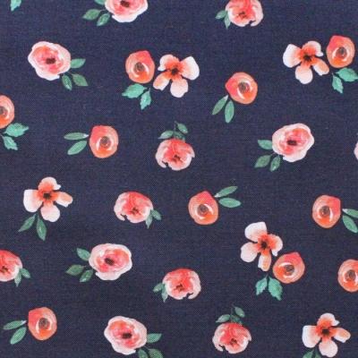 Felicity Fabrics Nightfall Floral in Evening 610118