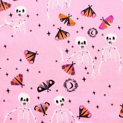 Art Gallery Fabrics Spooky'n Sweeter Bone to be Wild