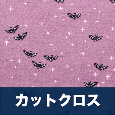 カットクロス Art Gallery Fabrics Spooky'n Sweeter Winging It Dim