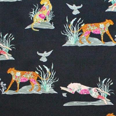 【METERS / 1m単位】Art Gallery Fabrics Eve Untamed Nature Wild