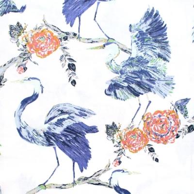 【METERS / 1m単位】Art Gallery Fabrics Eve Herons Wisdom