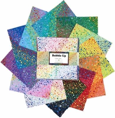 Wilmington Prints / Essentials Bubble Up / 5in Squares 42pcs / チャームパック