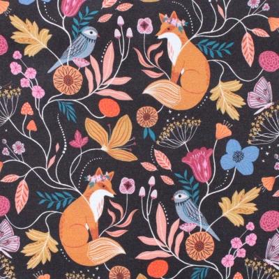 Dashwood Studio Wild 1920 Fancy Foxes
