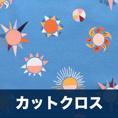 カットクロス Cloud9 Fabrics Arid Wilderness 227045 Scorching Heat