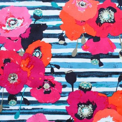 Art Gallery Fabrics Skopelos Paparounes Crimson