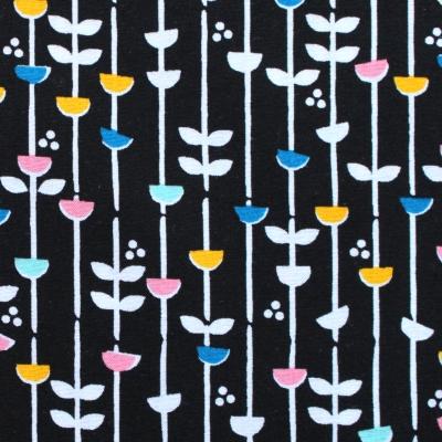 Cloud9 Fabrics Glint 151099 Lush Black