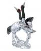 スワロフスキー 「SCS タンチョウヅル Red Crowned Cranes」1142860