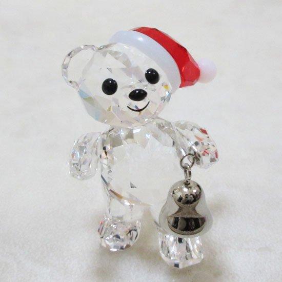 スワロフスキー クリスベア クリスマス 2013年度限定品 christmas
