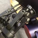 UPQ BIKE me01 ハンドル固定用ロックユニット(左右セット)