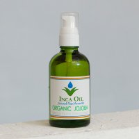 INCA OIL ORGANIC JOJOBA【100ml】