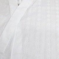 《六花オリジナル》綿レース半襦袢【チロル】