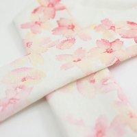 《ぞえ》花半衿【桜の花】