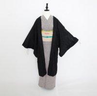 《六花オリジナル》ブラックレース羽織